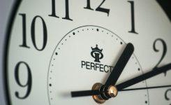 Control del registro horario – 12 de mayo