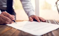 Declaración de herederos abintestato o mediante testamento