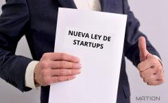 La nueva Ley de Startups