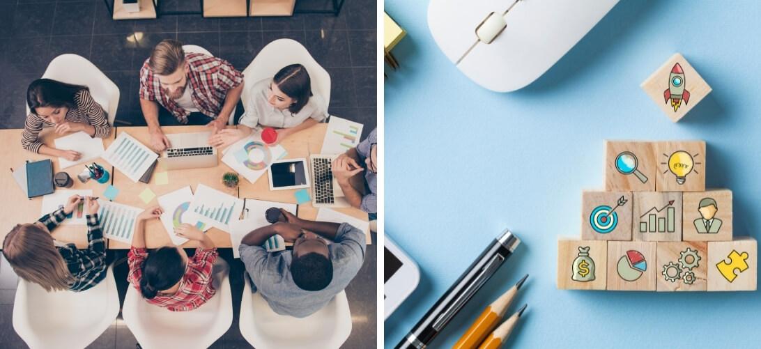 Cómo crear y financiar una startup