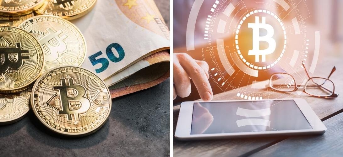 Criptomonedas a euros